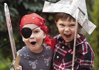 Supporting children's socialisation and behaviour within play envi-ronments