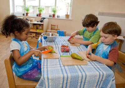 Understand the value of play in the early years