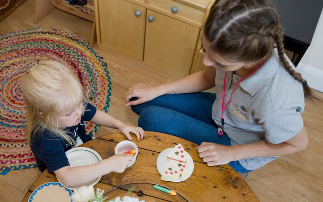 Support Physical Care Routines for Children