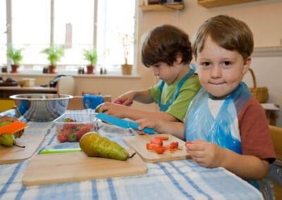 Health and well being in under Fives