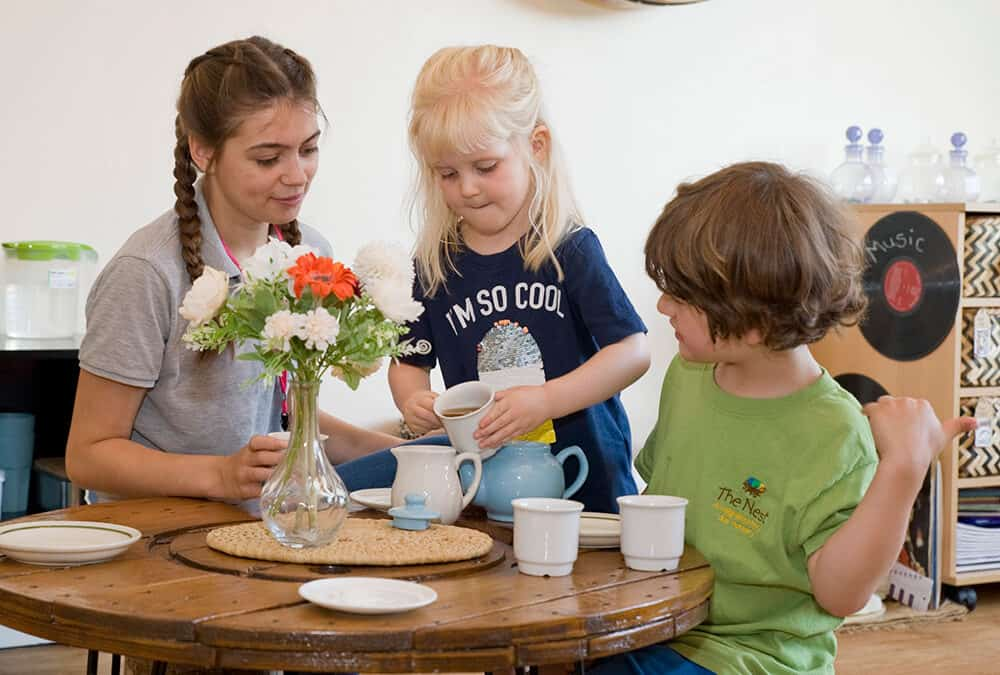 Nursery Policy on Cups